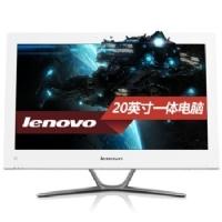 联想(Lenovo) IdeaCentre C560 23英寸一体电脑(i3-4160T 4G 1T 2G独显 Rambo刻录 Wifi Win8.1)白色