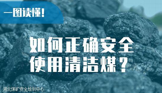 如何正确安全使用清洁煤?