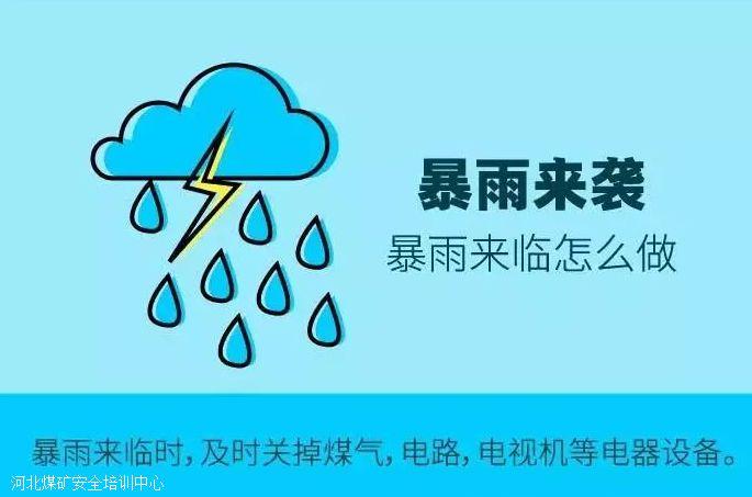京津冀将迎今年入汛以来最强降雨!收好这份个人防范指南
