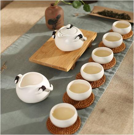 茶具定制LOGO印字