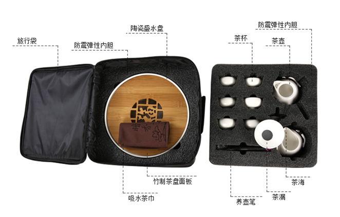 茶具定制LOGO礼盒