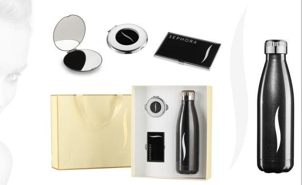 企业礼品套装-一杯一镜一名片盒