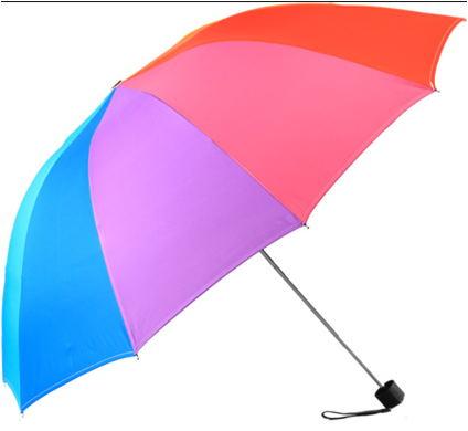 廣告雨傘定制可印LOGO-天堂傘