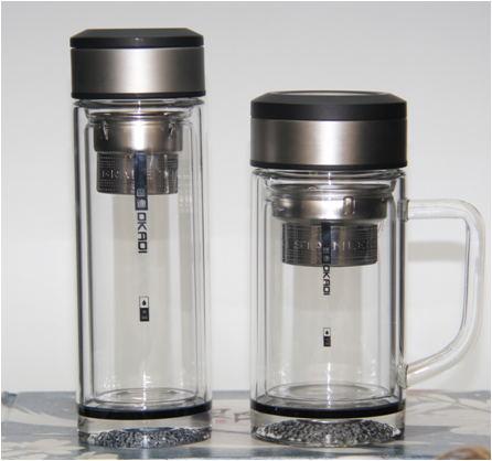 高档双层玻璃杯定制
