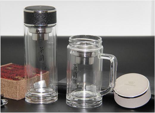 礼品玻璃杯定制