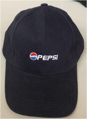 广告帽子定制-百事可乐