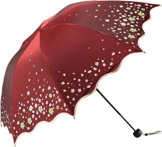 天堂牌雨伞批发-梨花春色
