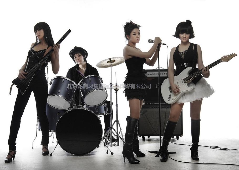 女子摇滚乐队|女子摇滚乐