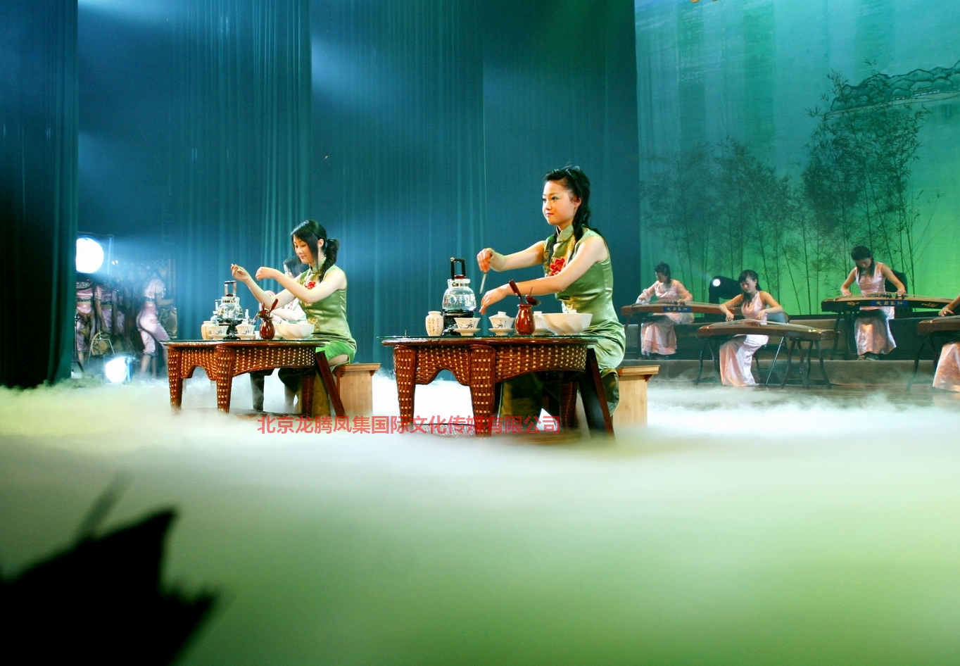 茶艺表演 北京演出公司