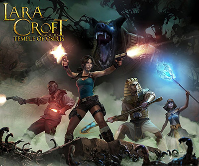 劳拉与奥西里斯神庙 Lara Croft and the Temple of Osiris
