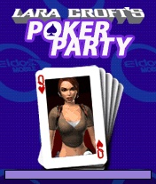 劳拉的扑克派对 Lara Croft's Poker Party