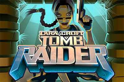 古墓丽影在线投币游戏 Lara Croft Tomb Raider Online Slot