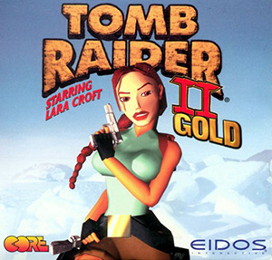 古墓丽影2黄金版:黄金面具 Tomb Raider II Gold: The Golden