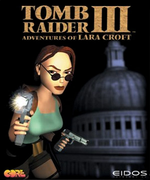 古墓丽影3:劳拉·克劳馥的冒险 Tomb Raider III : Adventures of Lara Croft
