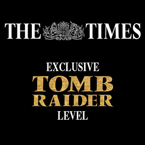 泰晤士报独家古墓丽影关卡 The Times Exclusive Tomb Raider Level