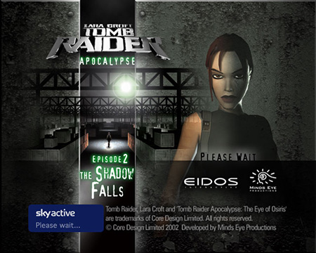 古墓丽影:启示录 第二部:暗影降临 Tomb Raider: Apocalypse Episode 2: The Shadow Falls