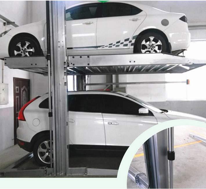 簡易立體車庫