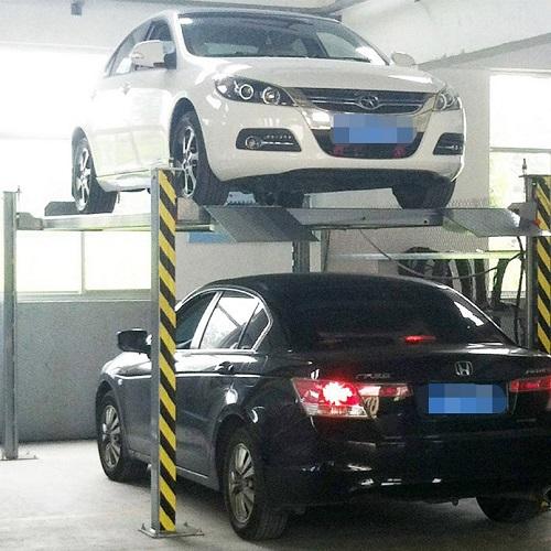 簡易升降立體車庫
