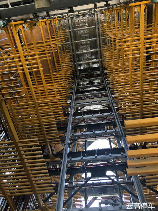 垂直升降车位