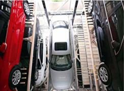 垂直升降停车库