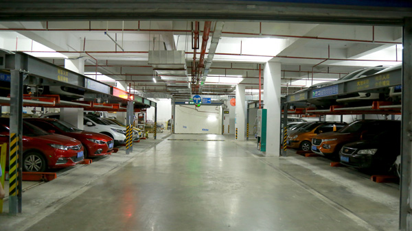 医院立体车库项目