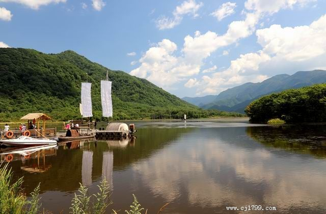 美丽神农架大九湖