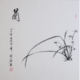 付小旗-兰草2