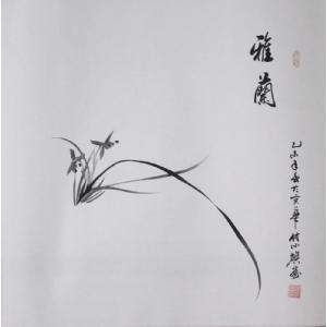 付小旗-兰草3
