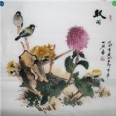 花鸟-付小旗