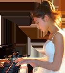 钢琴演奏三