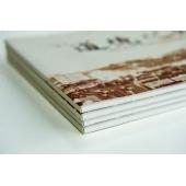 胶装画册、说明书价格表