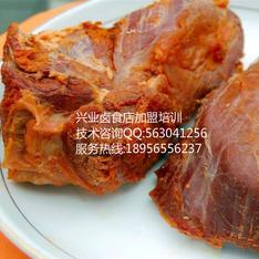 熟食店加盟卤牛肉秘方