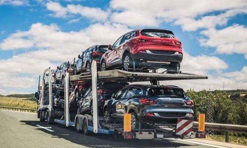 成都轿车托运公司费用多少