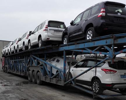 成都轿车托运公司-领路托运为你服务