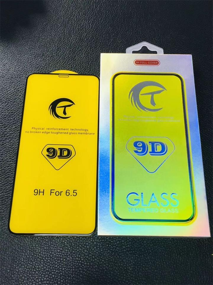 小米9SE全屏大弧满屏9D二强丝印手机贴膜钢化玻璃屏幕防爆保护膜