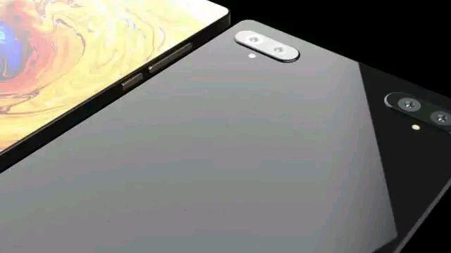 小米MIX 4再曝光!畸形四摄,模仿iPhone4,这颜值你给几分?