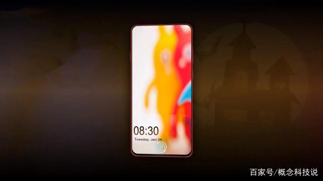 华为荣耀之作:麒麟810+几乎100%全面屏+4500mAh 颜值与性能兼备