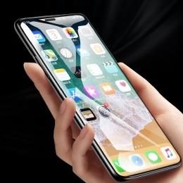 苹果iPhone7p/8p,5.5寸全屏大弧满屏冷雕带防尘网钢化膜 iPhone XR钢化膜 苹果 7p/8p,5.5寸 全屏膜 曲面全覆盖高清手机膜 玻璃防爆贴膜 耐用防划保护膜 9H硬度 圆边设计 适用于Apple (iPhone7p/8p,5.5寸)