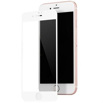 苹果iPhone8Plus手机贴膜钢化膜 苹果7Plus,8Plus通用 曲面冷雕全屏覆盖 全iPhone 7,8 Plus钢化玻璃贴膜 苹果7P,8P防爆膜 耐用防划保护膜 9H硬度 圆边设计