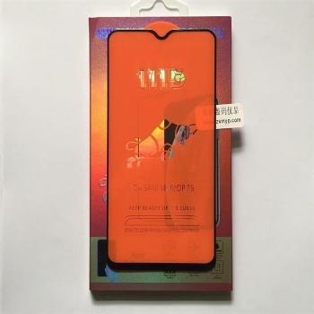 三星M20全屏大弧满屏111D二强丝印手机贴膜钢化玻璃屏幕防爆保护膜