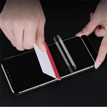 苹果XS MAX全屏覆盖XS MAX手机贴膜水凝膜