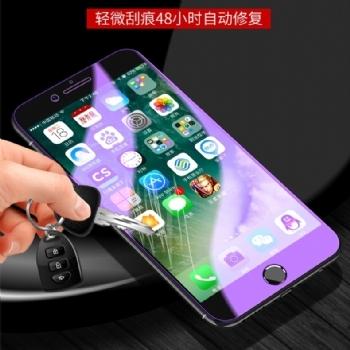 苹果6plus全屏覆盖iphone6plus手机贴膜水凝膜