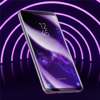 三星s9p全屏覆盖手机贴膜水凝膜