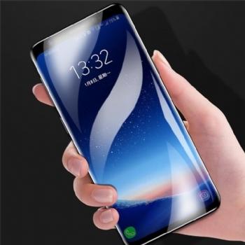 三星s8plus全屏覆盖手机贴膜水凝膜
