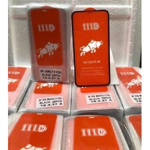 苹果IPHONE XR全屏大弧满屏111D手机贴膜钢化玻璃屏幕防爆保护膜