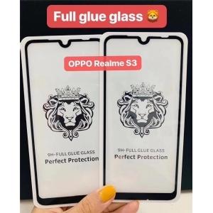 OPPO s3狮子头全屏大弧满屏二强丝印钢化玻璃屏幕保护防爆膜