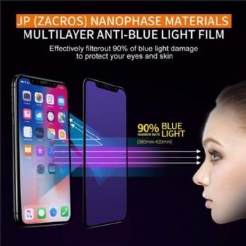 华为P20pro全屏覆盖钢化膜,加强型全胶手机保护贴膜,防爆防指纹钢化玻璃膜,二强丝印手机贴膜钢化膜