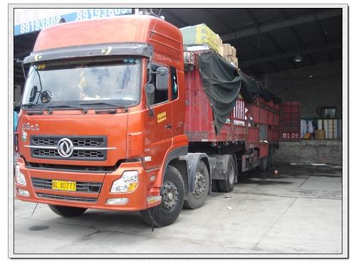 广元货运公司-成功案例