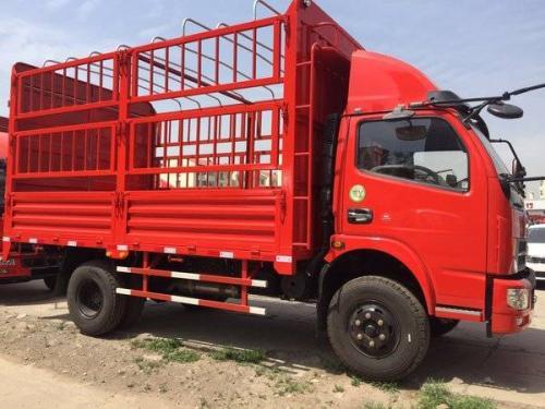 重庆物流公司-4.2米高栏运输车型