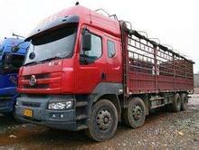 重庆物流-9.6米高栏车运输车型
